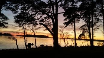 Hanaholmen-udsigt